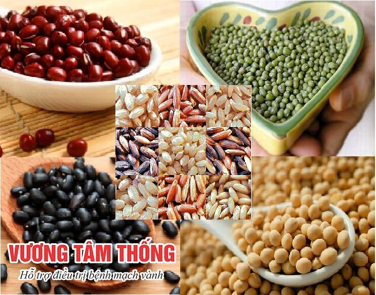 Ngũ cốc chưa tinh chế tốt cho người bệnh mạch vành